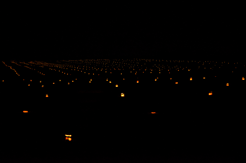 Antietam Memorial Illumination 2019